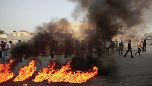 "Manama says Tehran and its regional allies sponsor ""terrorist cells"" to destabilize Bahrain"