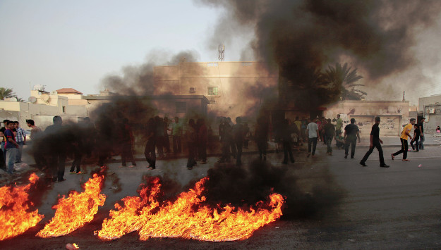 Bahrain Says It Dismantled Terrorist Cell with Links to Iran's I.R.G.C.