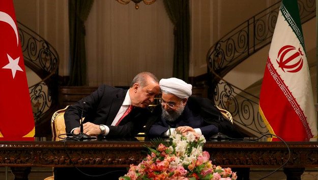 Kurdish Vote Brings Iran, Turkey Closer as Erdogan Visits Tehran