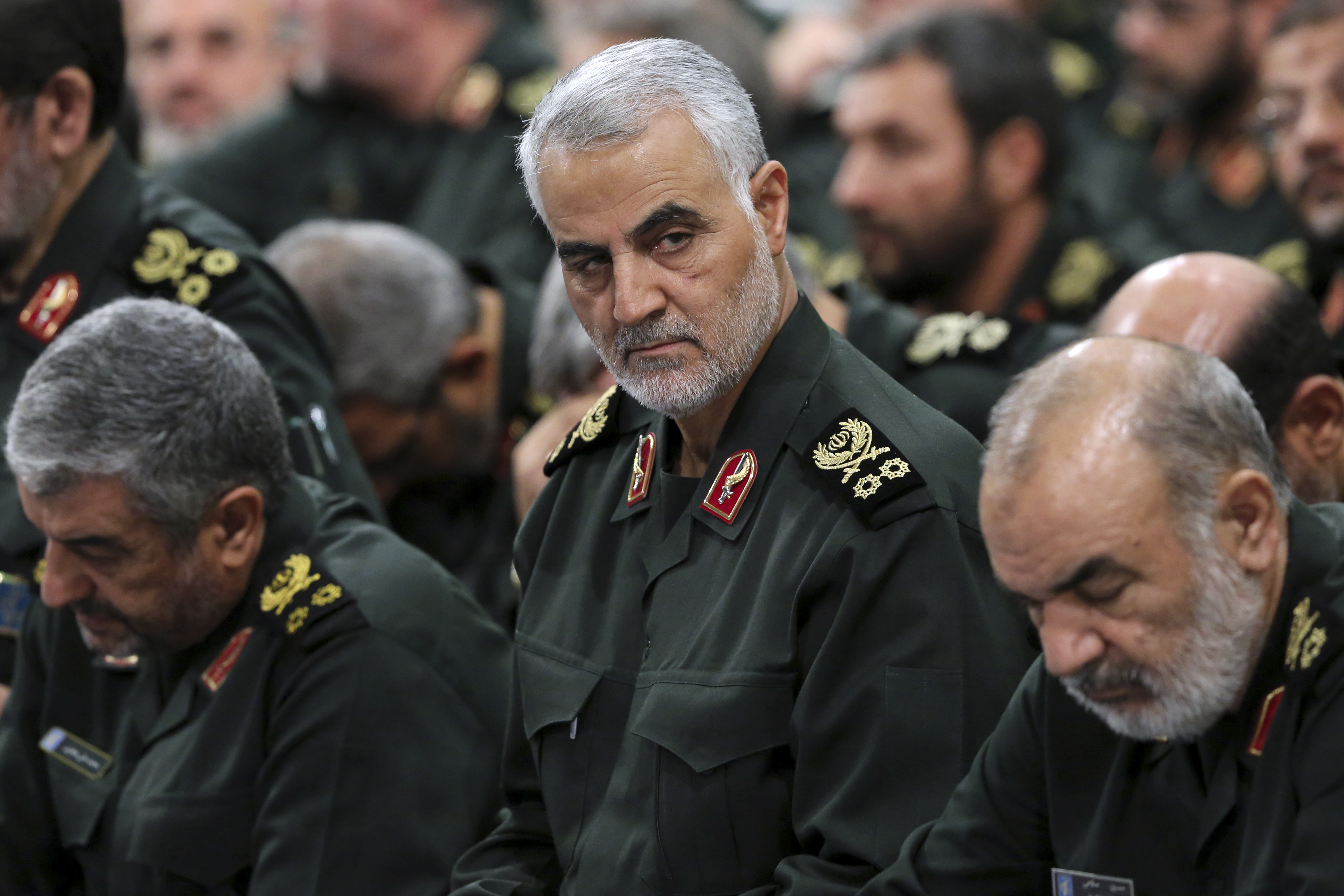 Suleimani's Aide Reported to Be Iran's Next Envoy to Baghdad