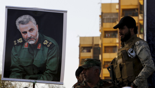 Iranian General Calls for Closure of Saudi Consulate in Erbil