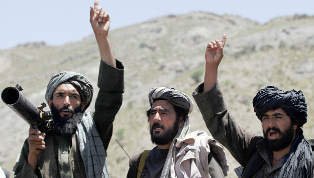 Iranian Support for Taliban Alarms Afghan Officials