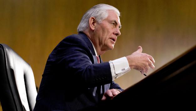 Iran Watchful on Rex Tillerson