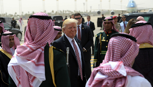 Trump's Middle East policy at one year