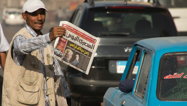 Special Briefing: The Middle East in the Year Ahead