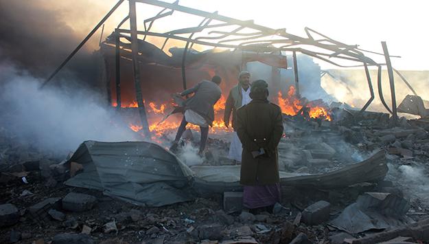 What happens when Yemen collapses?
