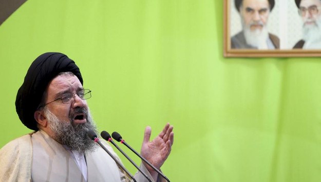 Khamenei's aide: Iran will boost its missile power, continue support for Hezbollah and Hamas