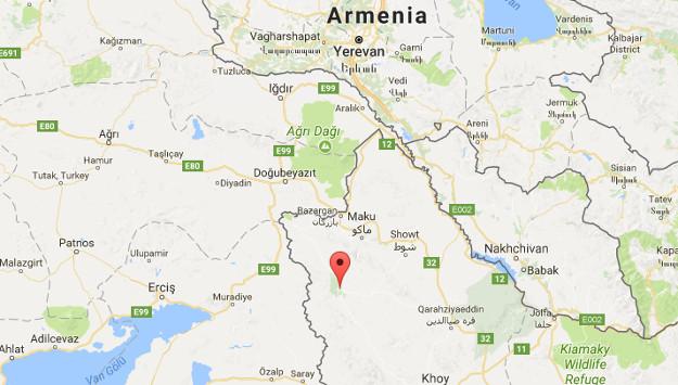 Militants Kill Eight Iranian Border Guards near Turkish Border
