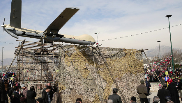 Iran's Ground Forces Expanding Use of Drones