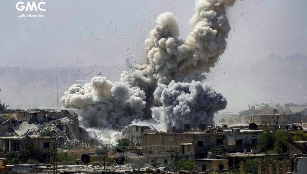 Tehran says attacks on Eastern Ghouta will continue despite UN resolution