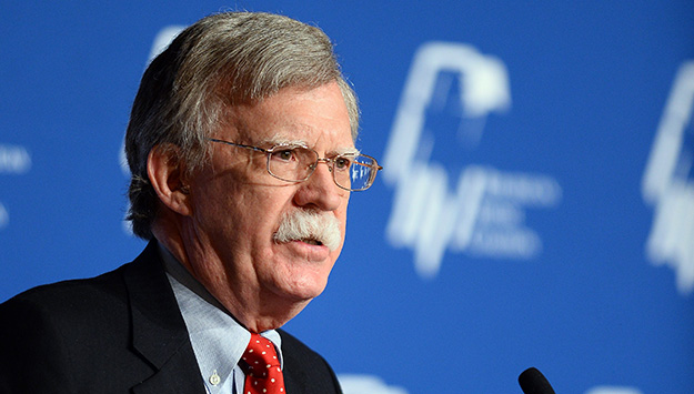 John Bolton is going to change US foreign policy — quickly