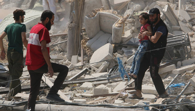 A Plan For Winding Down the Syrian Civil War: Surge, Freeze, and Enforce